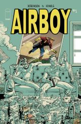 Couverture Airboy