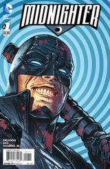 Couverture Midnighter (2015 - 2016)