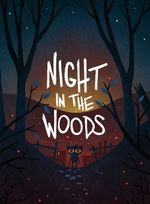 Jaquette Night in the Woods