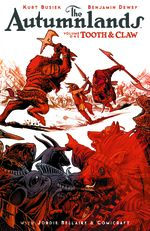 Couverture The Autumnlands: Tooth and Claw, tome 1