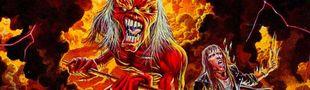 Cover Les meilleurs morceaux d'Iron Maiden