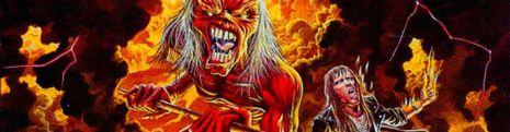 Cover Les meilleurs titres d'Iron Maiden