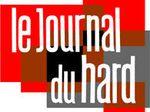 Affiche Le Journal du hard