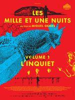 Affiche Les Mille et Une Nuits - Volume 1 : L'Inquiet