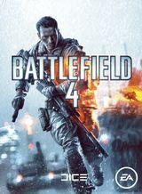 Jaquette Battlefield 4