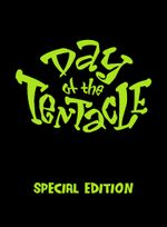 Jaquette Day of the Tentacle : Special Edition