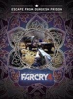 Jaquette Far Cry 4 : Escape from Durgesh Prison