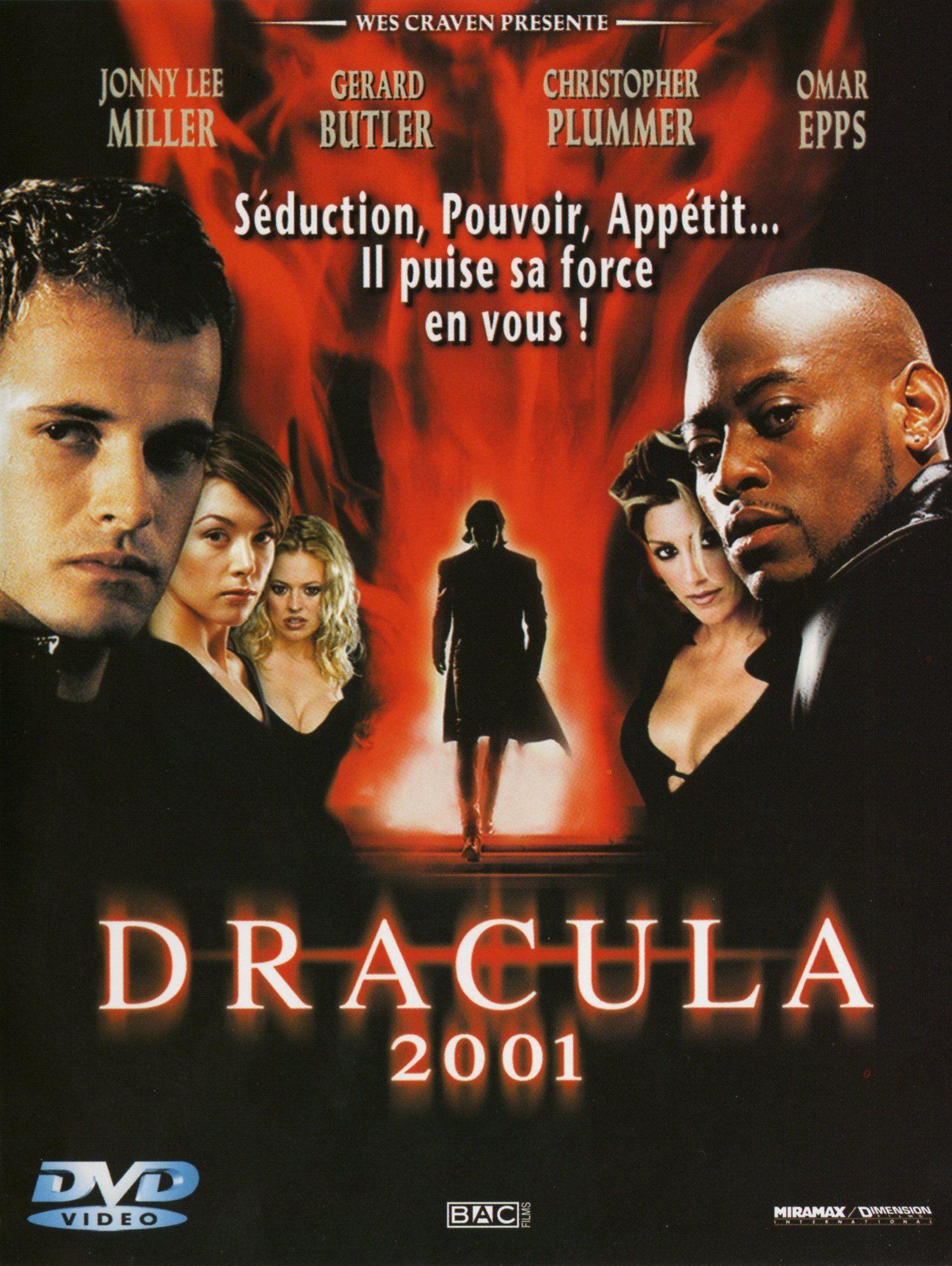 affiches posters et images de dracula 2001 2000