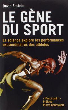 Couverture Le gène du sport