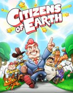 Jaquette Citizens of Earth