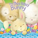 Couverture The Itsy Bitsy Bunny