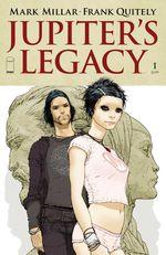 Couverture Jupiter's Legacy (2013 - Present)