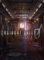 Jaquette Resident Evil 0 HD Remaster