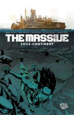 Couverture Sous-Continent - The Massive, tome 2