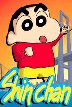 Affiche Crayon Shin-chan: Arashi o Yobu Eikou no Yakiniku Road