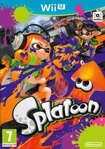 Jaquette Splatoon