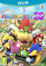 Jaquette Mario Party 10