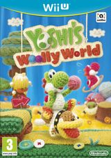 Jaquette Yoshi's Woolly World