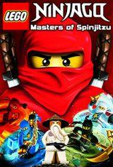 Affiche LEGO NinjaGo : Masters of Spinjitzu