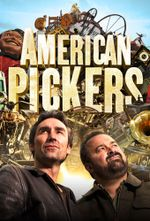 Affiche American Pickers