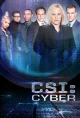 Affiche CSI: Cyber