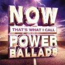 Pochette Now That's What I Call Power Ballads
