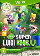 Jaquette New Super Luigi U