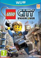 Jaquette LEGO City Undercover