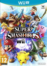 Jaquette Super Smash Bros. for Wii U