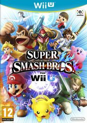 Jaquette Super Smash Bros. for Wii U
