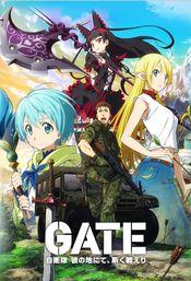 Affiche Gate