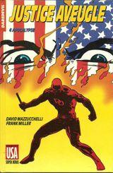 Couverture Apocalypse - Justice aveugle, tome 4