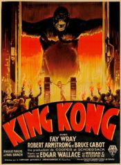Affiche King Kong