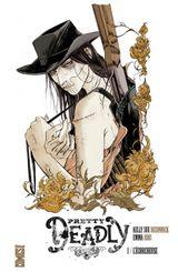 Couverture L'Ecorcheuse - Pretty Deadly, tome 1