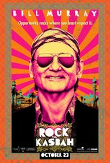 Affiche Rock the Kasbah