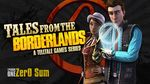Jaquette Tales from the Borderlands : Épisode 1 -  Zero Sum