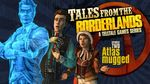 Jaquette Tales from the Borderlands : Épisode 2 - Atlas Mugged