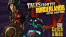 Jaquette Tales from the Borderlands : Épisode 3 - Catch a Ride