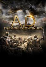 Affiche A.D. The Bible Continues