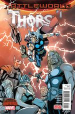 Couverture Thors (2015)