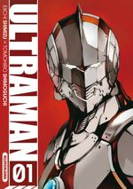 Couverture Ultraman