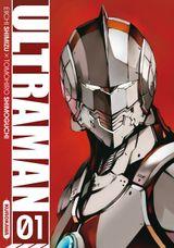 Couverture Ultraman