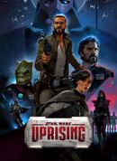 Jaquette Star Wars : Uprising