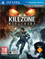 Jaquette Killzone Mercenary
