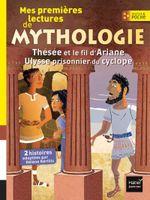 Couverture Mes premières lectures de mythologie