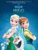 Affiche La Reine des Neiges : Une fête givrée