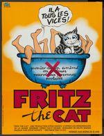 Affiche Fritz the Cat