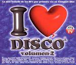 Pochette I Love Disco, Volumen 2
