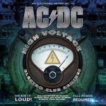 Pochette High Voltage: Electro Club Remixes