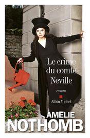 Couverture Le Crime du comte Neville